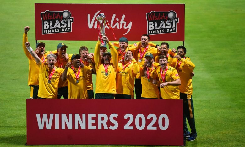 Vitality Blast and Royal London Cup fixtures announced as 2021 schedule takes shape