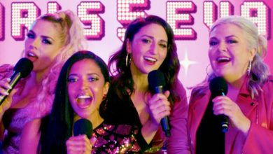 Watch the trailer for Tina Fey's new girl group comedy 'Girls5eva'