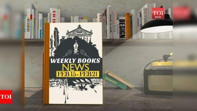 Weekly Books News (Feb 15-21) - Times of India