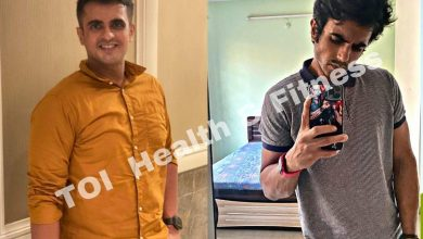 """Weight loss story: """"I have oats with raisins and boiled eggs for breakfast""""  