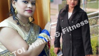 """Weight loss story: """"I replaced wheat chapatis with multigrain chapatis""""  