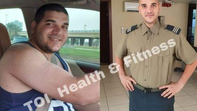 """Weight loss story: """"One meal a day and HIIT workout helped me lost 55 kilos in a year""""  