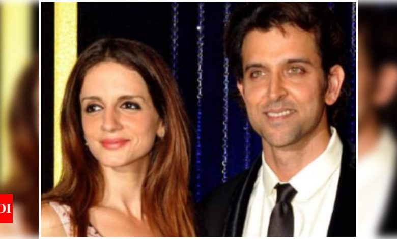 When Hrithik Roshan shared his thoughts for not getting married again - Times of India
