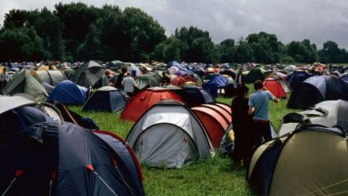 When will campsites reopen?