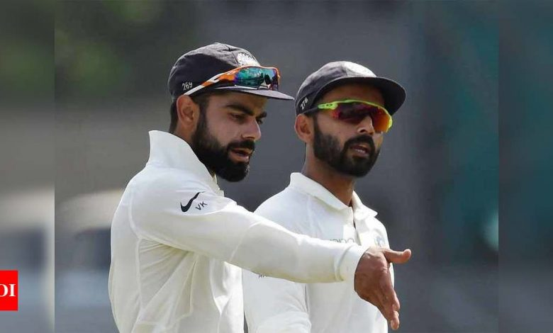Will Ajinkya Rahane's success as a leader have an impact on Virat Kohli's approach? | Cricket News - Times of India
