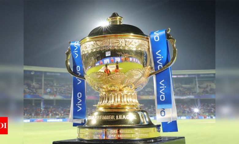 Will the BCCI have enough options for IPL title sponsorship if Vivo exits? | Cricket News - Times of India
