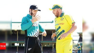 World Cup options on show in New Zealand-Australia T20 series | Cricket News - Times of India