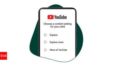 YouTube brings new feature to help parents 'supervise' what their kids watch - Times of India