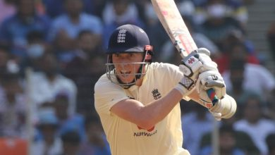 Zak Crawley: 'It's nowhere near over' despite England's first-innings collapse