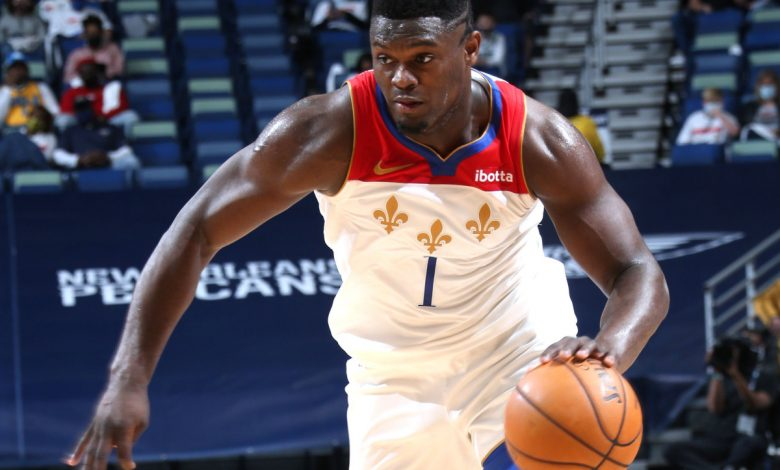 Zion Williamson makes history with 2021 NBA All-Star nod