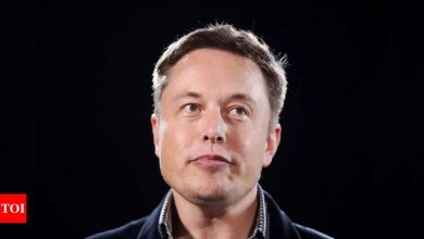 elon musk:  After Signal, Elon Musk 'promotes' this social media app - Times of India