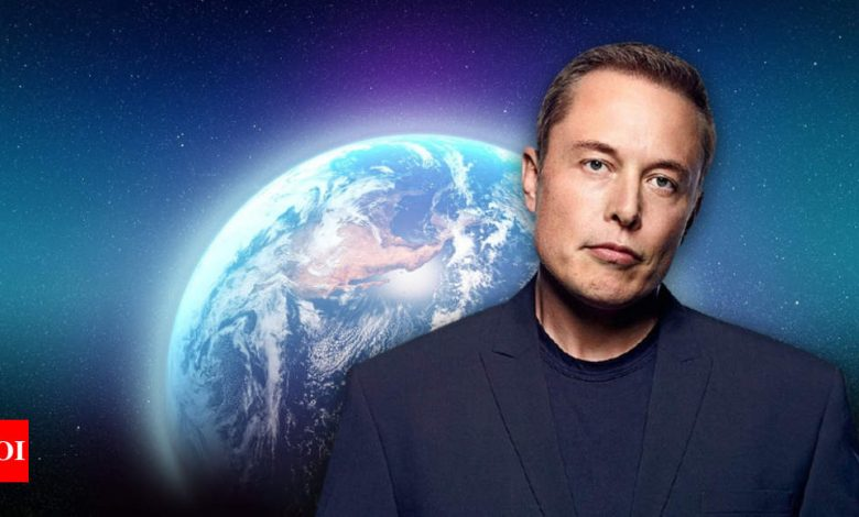 elon musk:  Elon Musk's foundation announces CO2-capture competition, winner gets $50 million - Times of India