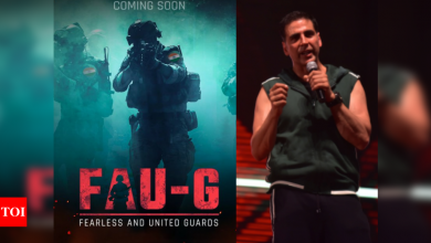 faug:  FAU-G mobile game is getting Team Deathmatch mode - Times of India