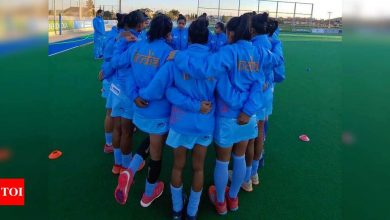 hockey:  Germany tour will add value to our Olympic preparations, says India's women hockey team captain Rani | Hockey News - Times of India