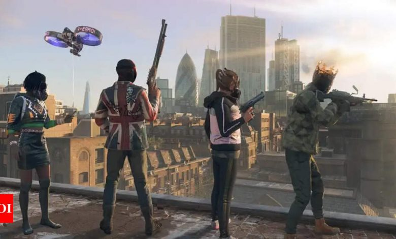 watch dogs legion:  Watch Dogs Legion online mode to launch next month - Times of India