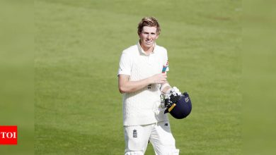 zak crawley:  India vs England: England opener Zak Crawley ruled out of first two Tests vs India owing to wrist injury | Cricket News - Times of India
