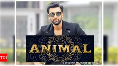 'Animal': Sandeep Reddy Vanga and Bhushan Kumar's Ranbir Kapoor starrer to hit the theatres in Dussehra 2022 - Times of India