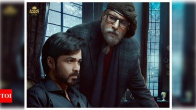 'Chehre': Teaser of the Emraan Hashmi and Amitabh Bachchan starrer out, film to hit the theatres on April 9, 2021 - Times of India
