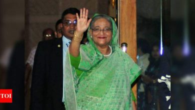 14 sentenced to death over plot to kill Bangladesh PM - Times of India