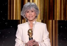 Golden Globes 2021: Jane Fonda Calls for More Hollywood Diversity