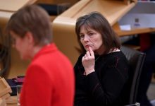 Jeanne Freeman dodges question when asked if Nicola Sturgeon missed briefing because of Alex Salmond inquiry
