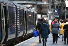 Fare dodgers will be caught and could end up with criminal record, ScotRail warns