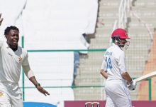 Afghanistan vs Zimbabwe: Sean Williams' century, Blessing Muzarabani, Victor Nyauchi's bowling leads visitors to 10-wicket win - Firstcricket News, Firstpost