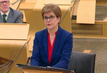 This is when Nicola Sturgeon will address Holyrood for FMQs today, what she could say about covid and how you can watch