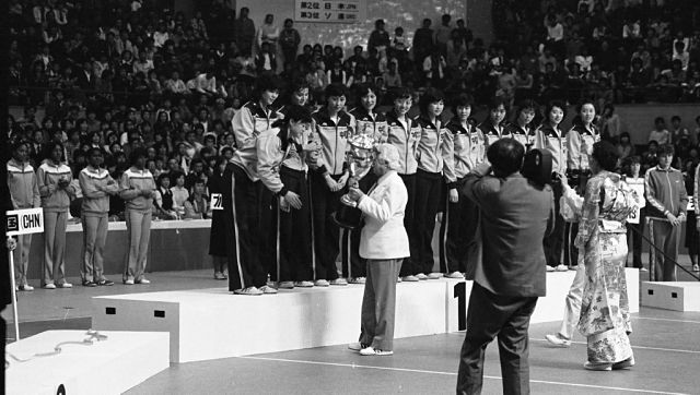 How Chinas 1981 World Cupwinning womens volleyball team inspired country to adopt modernisation