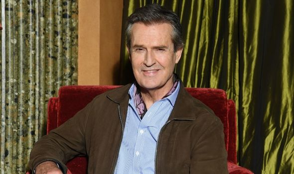 Rupert Everett has previously rowed with Piers Morgan
