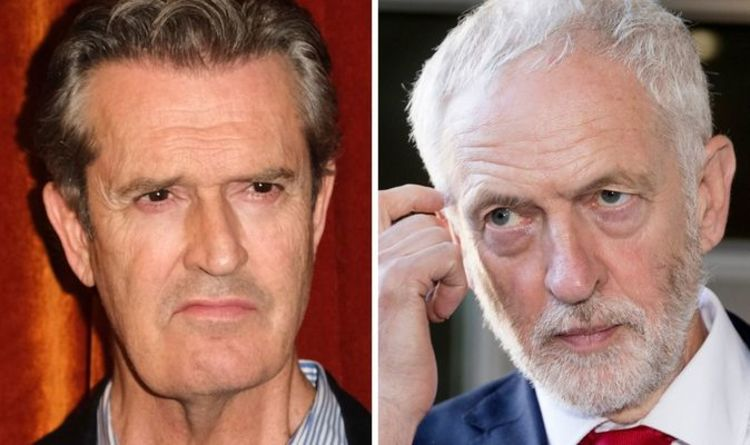 Rupert Everett attacked 'old farts on Left and Right' in bitter swipe: 'Don't like Corbyn'