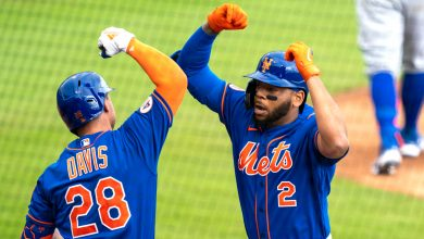 Dominic Smith blasts homer in second spring training game