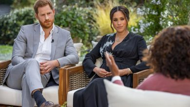Harry & Meghan's Big Hollywood Deals Helped Them Weather the Family Chaos