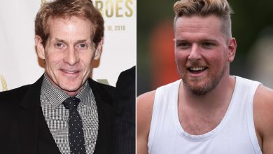 Skip Bayless' $32M contract is 'great f–king news' for Pat McAfee