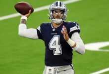Dak Prescott agrees to massive Cowboys contract extension