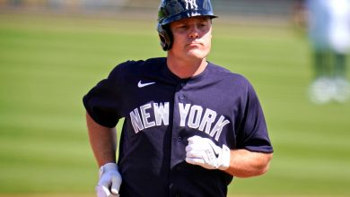 Jay Bruce's surge giving Yankees something to think about
