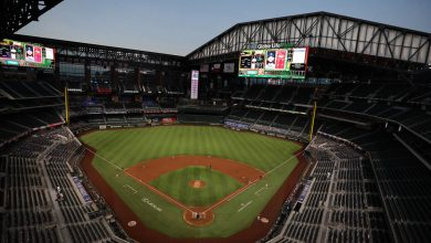 Texas Rangers will open stadium to fans on Opening Day – at full capacity
