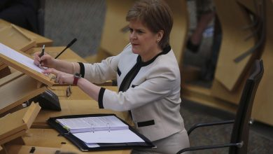 When is FMQs today? How to watch live as Nicola Sturgeon attends First Minister's Questions at the Scottish Parliament