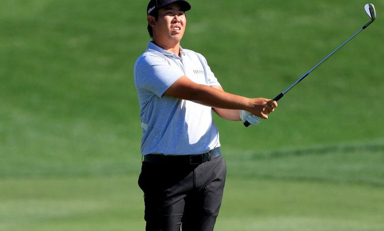 Byeong Hun An cards 11 on dreaded 17th hole at Players Championship