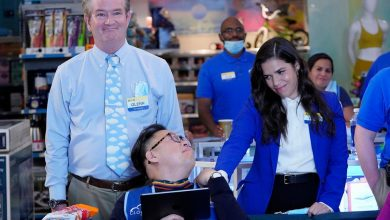 Amy's Back! America Ferrera Will Return for 'Superstore' Series Finale