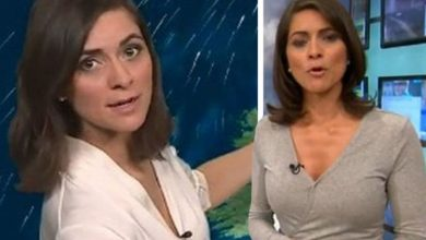 Lucy Verasamy: ITV weather presenter shares worries over extreme gales