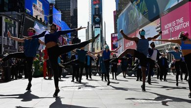 Broadway producers are looking for 5,000 singers for Guinness-record bid