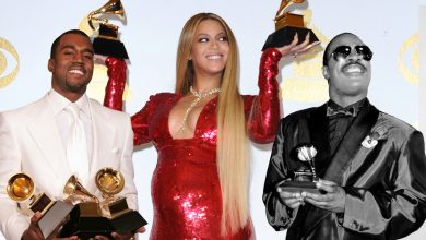 The 10 artists who've won the most Grammys Awards ever
