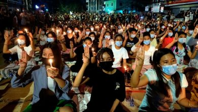 Myanmar coup: Three protesters killed in Yangon as junta deploys increasing force; over 70 dead so far, says UN