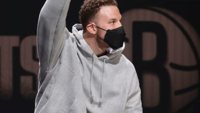 Why Nets aren't rushing   Blake Griffin into the lineup