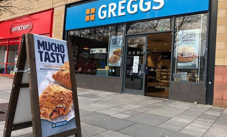 Greggs sinks to first loss in 36 years as Covid-19 pandemic takes huge bite out of sales