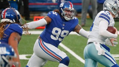 Giants agree to monster $63 million deal with Leonard Williams