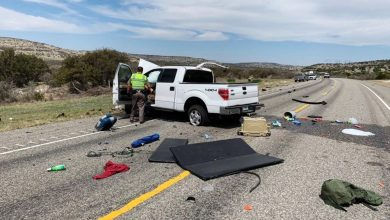 Texas Man Charged in Connection With Crash That Killed 8 Migrants