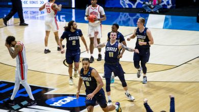 Oral Roberts shocks Ohio State in massive March Madness upset