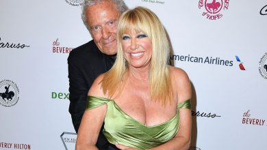 Suzanne Somers, 74, and Alan Hamel, 84, have sex 'three times before noon'